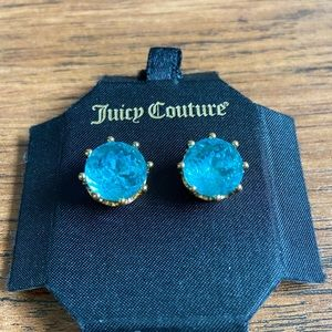 Juicy Couture Stud Earrings (larger studs)